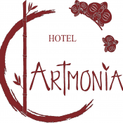 hotel sans restoARTMONIA LOGO FONDS BLANCS